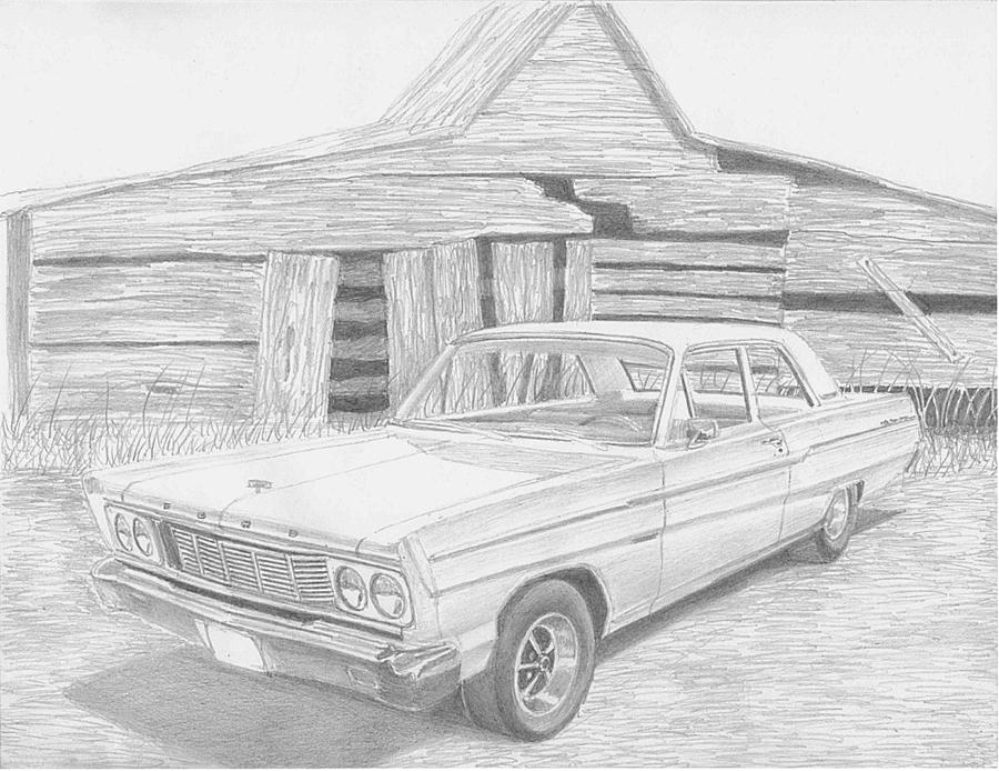 Automotive Drawings Artwork - Dirty Car Art Nice Project On Www.shv ...