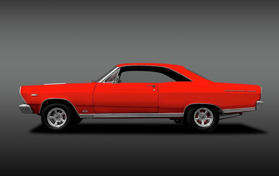 1966 Ford Fairlane 500 Gta - 1966fordfairlane500gtafa141080