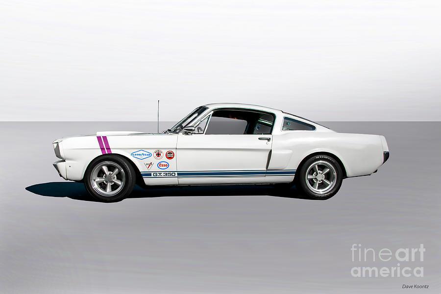 1966 Shelby Mustang Gt350 Fastback II