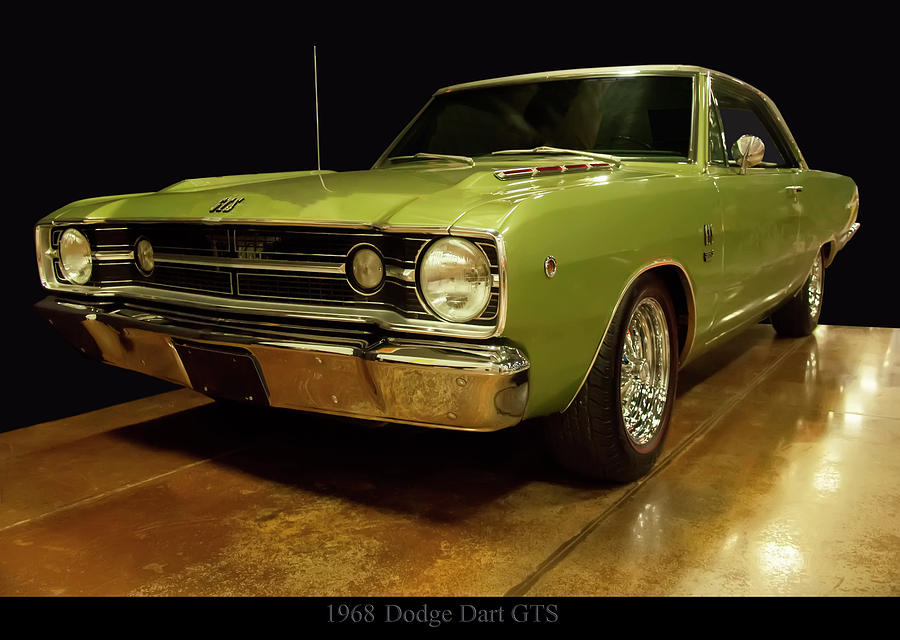 1968 dodge dart gts photograph by chris flees 1968 dodge dart gts photograph 1968 dodge dart gts by chris flees thecheapjerseys
