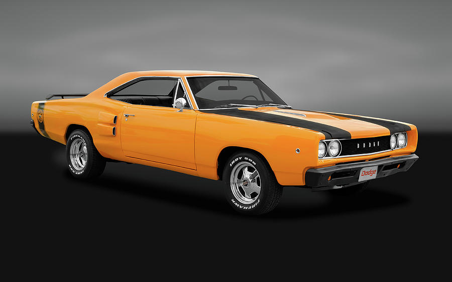 18fb080a 1968 Dodge Super Bee 2 Door Coupe - 68superbeegry170278 ...