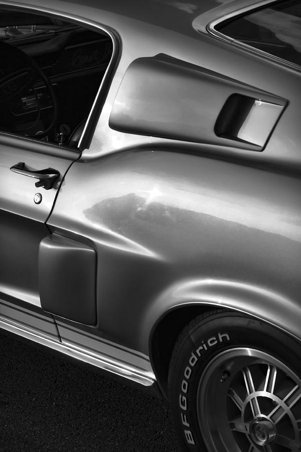 1968 Photograph - 1968 Ford Mustang Shelby Gt 350 by Gordon Dean II