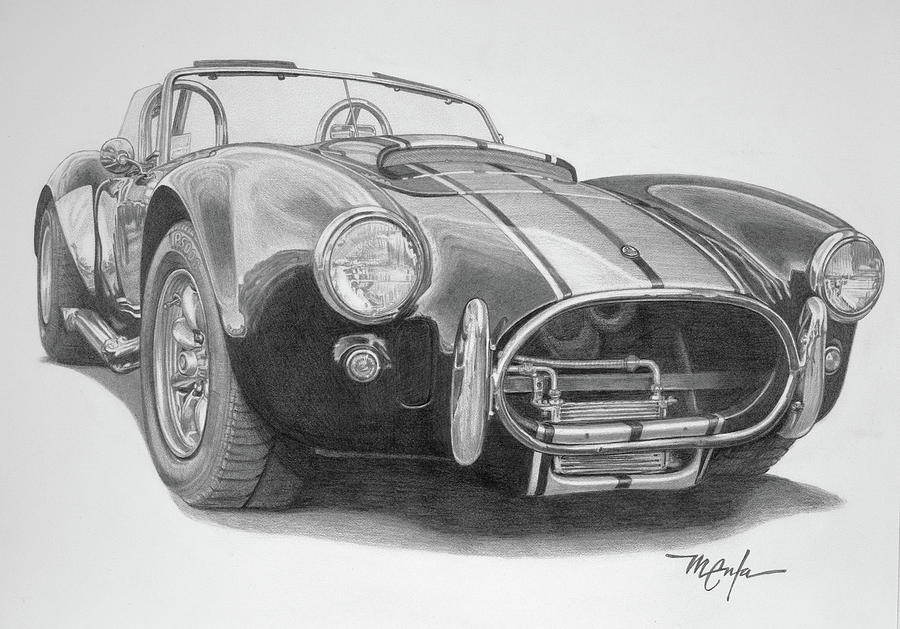 1968 SHELBY COBRA by Dan Menta