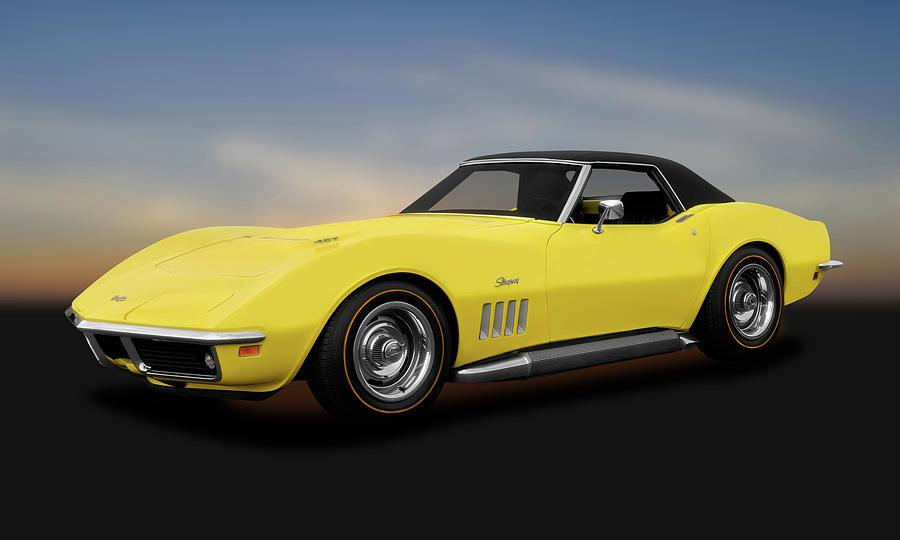 1969 Chevrolet Corvette Stingray L71 427 Convertible 1969corvette427stingraycv183691