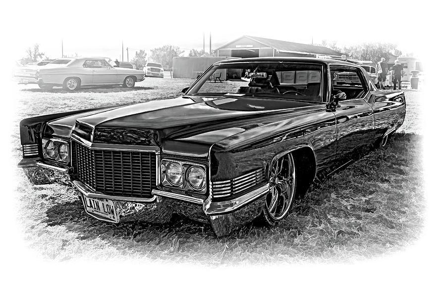 1970 Cadillac Deville - Vignette Bw