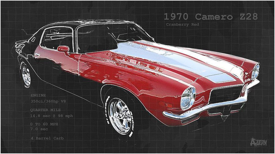 1970 Camero by Ric Potvin