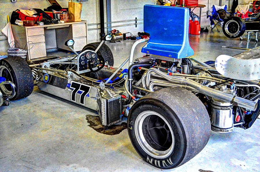 1972 McKee Mk18 #77  by Josh Williams
