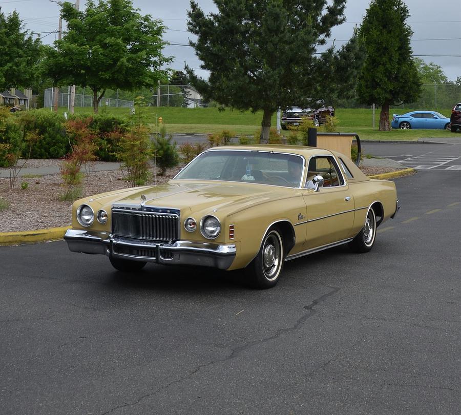 Chrysler Cordoba Amilowski Photograph By Mobile Event Photo Car - Car show photography