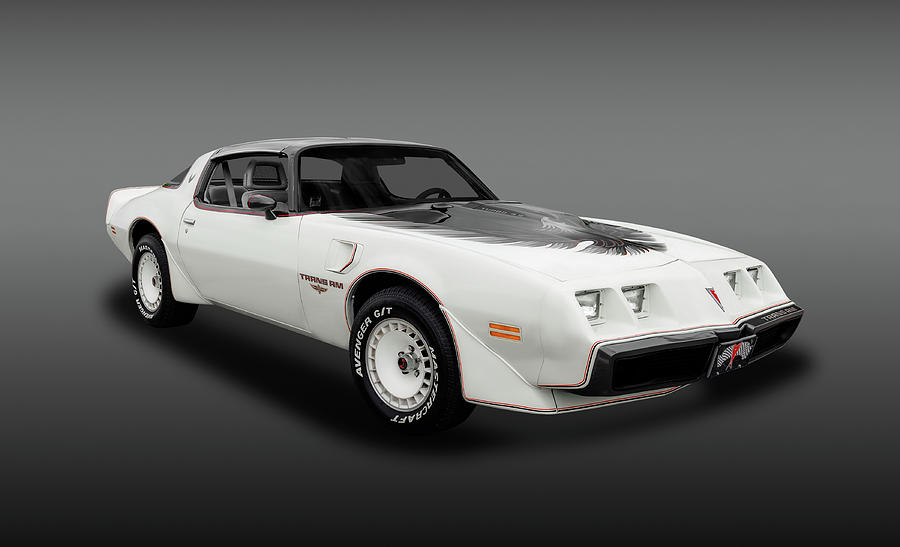 Hot Rod Photograph - 1980 Pontiac Firebird Trans Am  -  1980transamfa_5_153799 by Frank J Benz