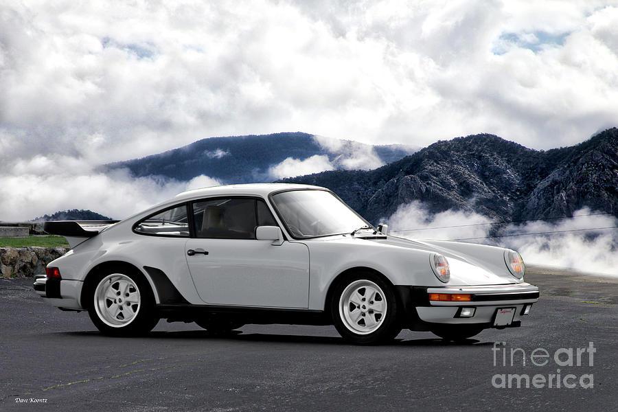 1982 Porsche 911 Turbo 930 V Photograph By Dave Koontz