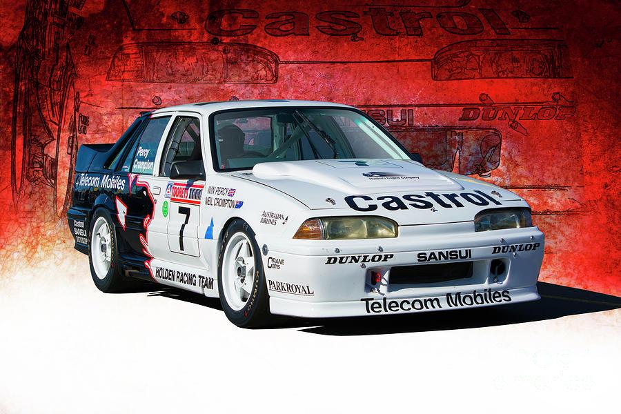 1989 Vl Commodore Walkinshaw