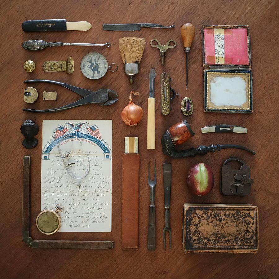 19th century collectibles by Deborah J Humphries