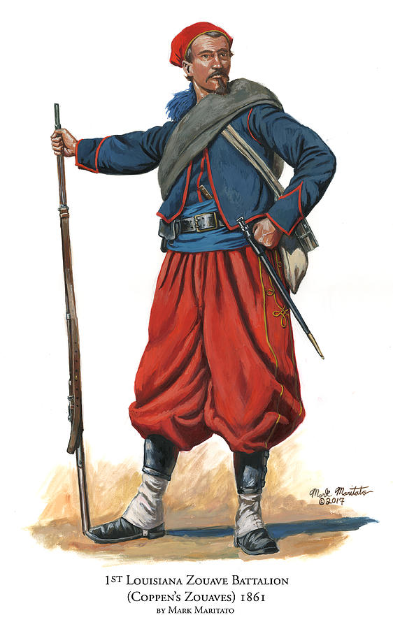 Image result for zouave