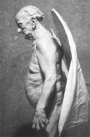 Daedalus Sculpture by Norman Burkett