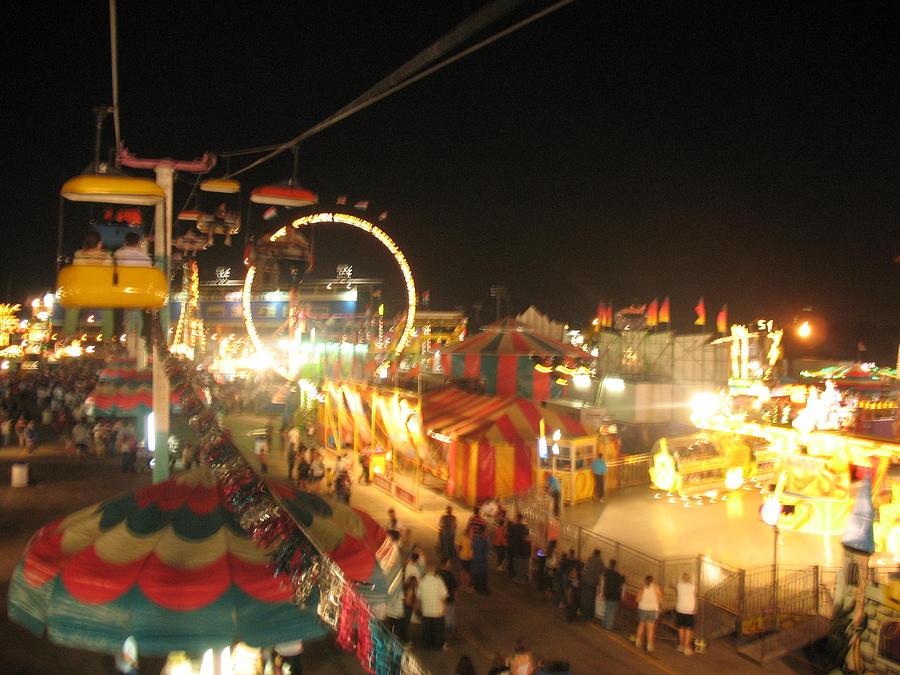 Fair 2007 Photograph by Megan Hunter