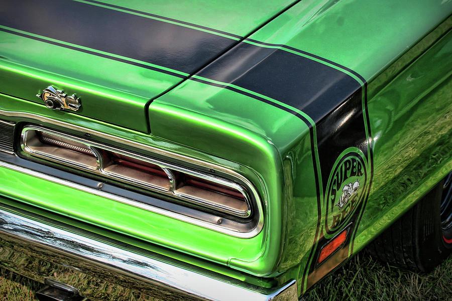 1969 Photograph - 1969 Dodge Coronet Super Bee by Gordon Dean II