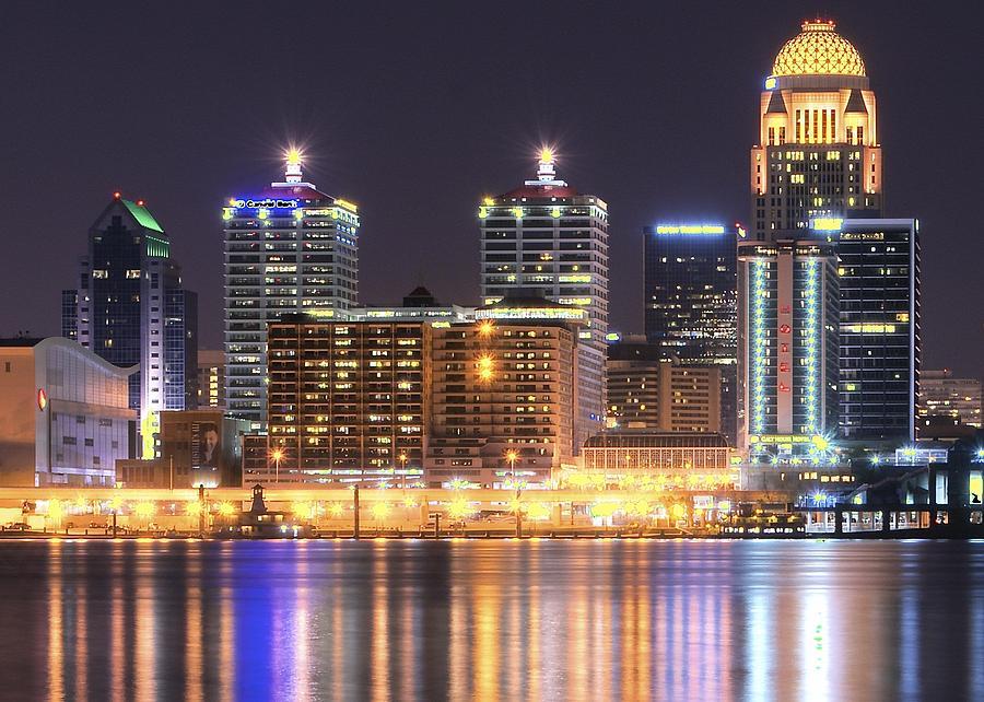 A Louisville Night Photograph
