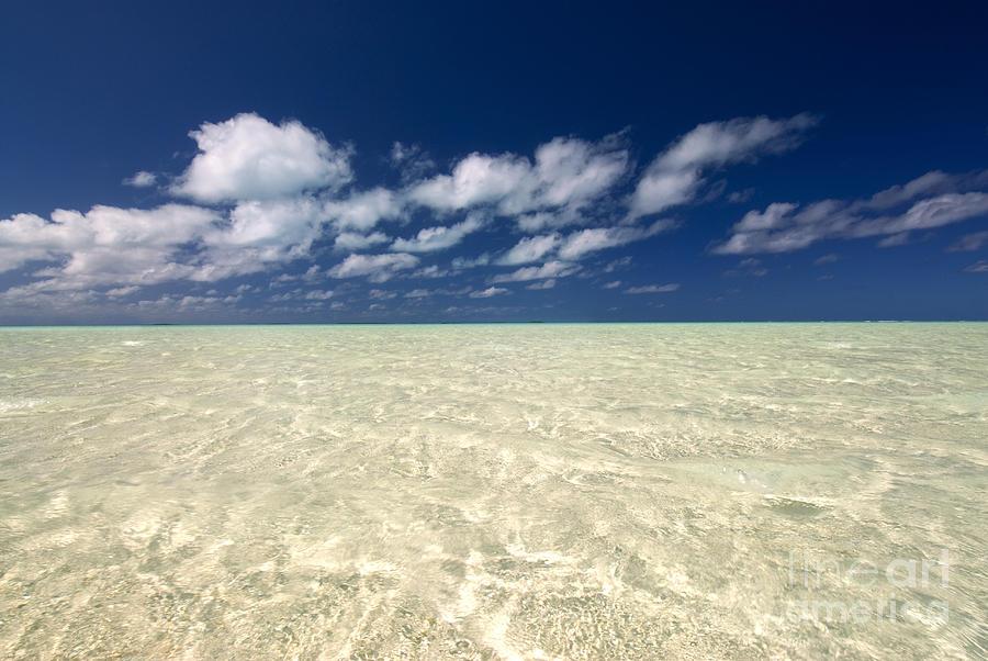 Aitutaki Photograph - Aitutaki - Cook Islands  by Michael Treloar