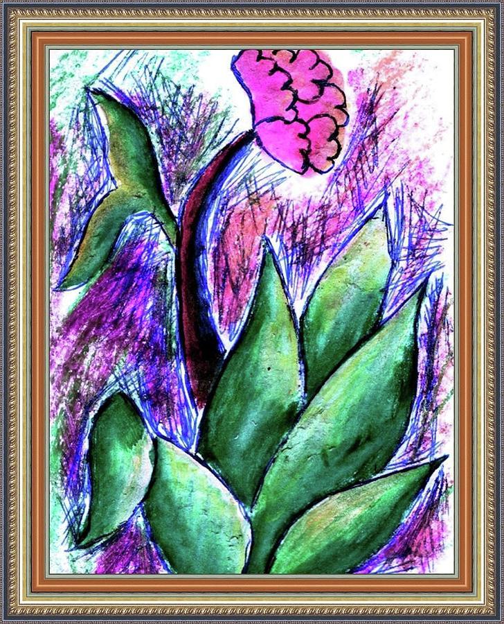 Alam Benda Drawing By Arts Arts