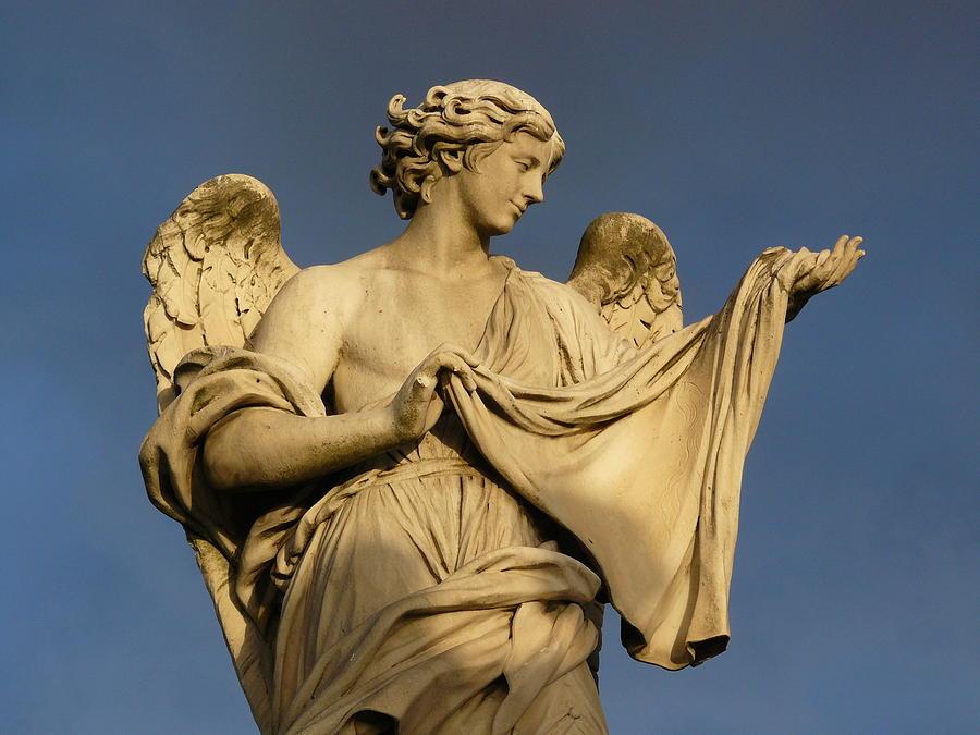 Angel  Photograph by Isabell  Von Piotrowski