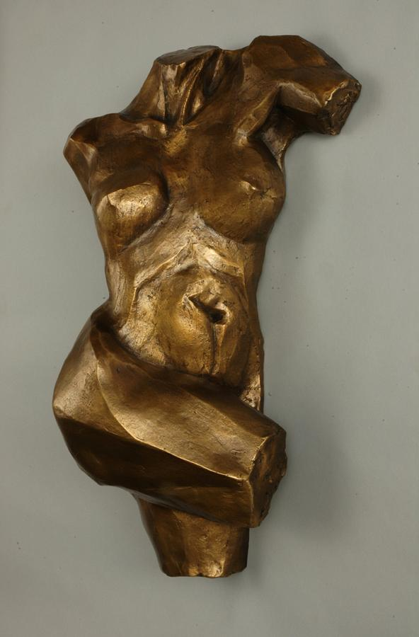 Figurative Sculpture - Aurora by David Varnau