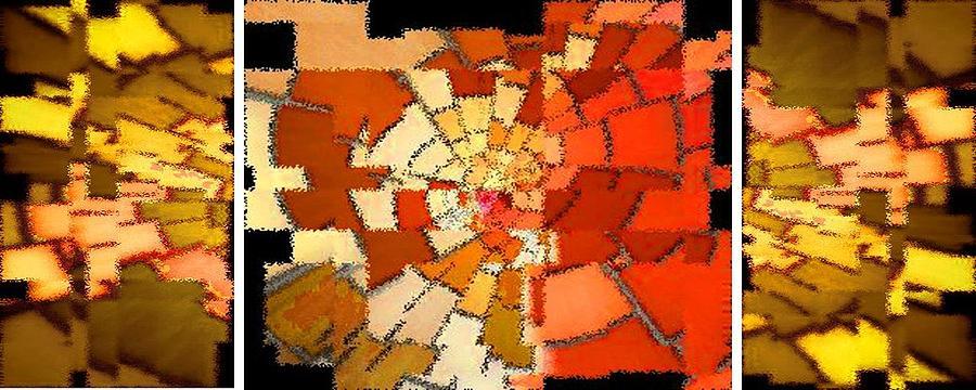 Autumn Painting - Autumn by Gyorgy Szilagyi