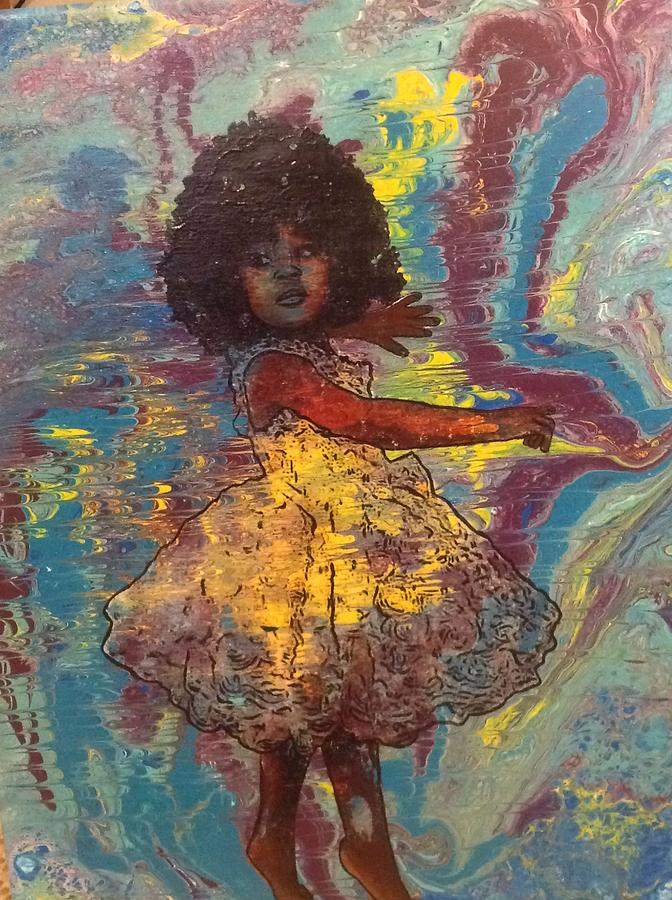 Baby Dancer  by Karen Buford
