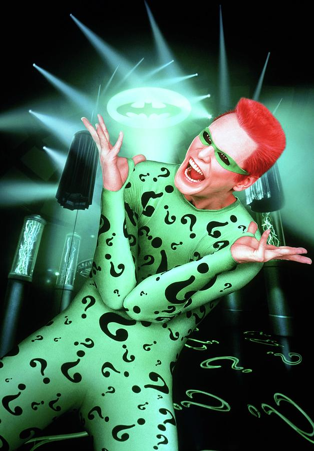 Batman Forever 1995 Digital Art By Geek N Rock