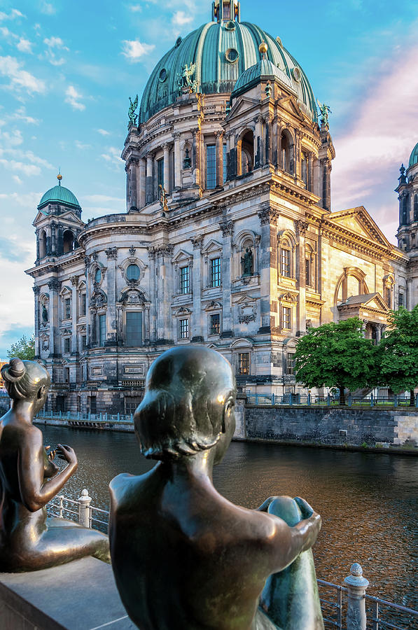 Berlin Photograph - Berlin by Stavros Argyropoulos