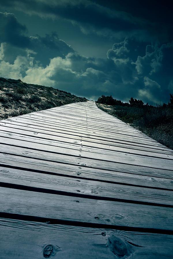 Boardwalk Photograph - Boardwalk by Joana Kruse