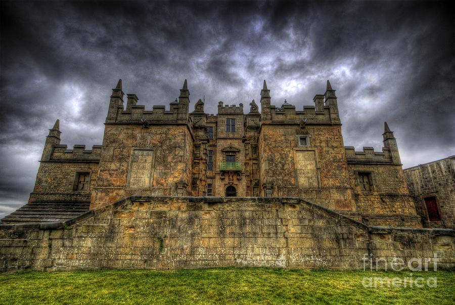 Bolsover Castle Photograph - Bolsover Castle by Yhun Suarez
