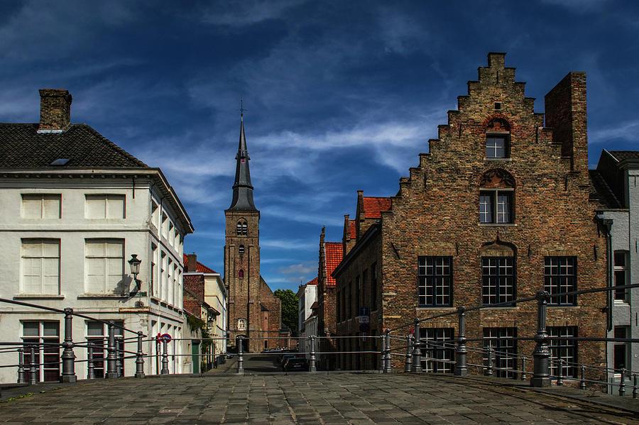 Brugge Belgium Photograph