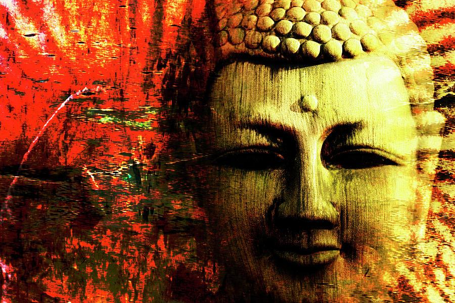 Buddha Photograph - Buddha  by Skip Nall