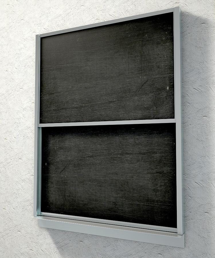 Board Digital Art - Chalk Board Render by Allan Swart