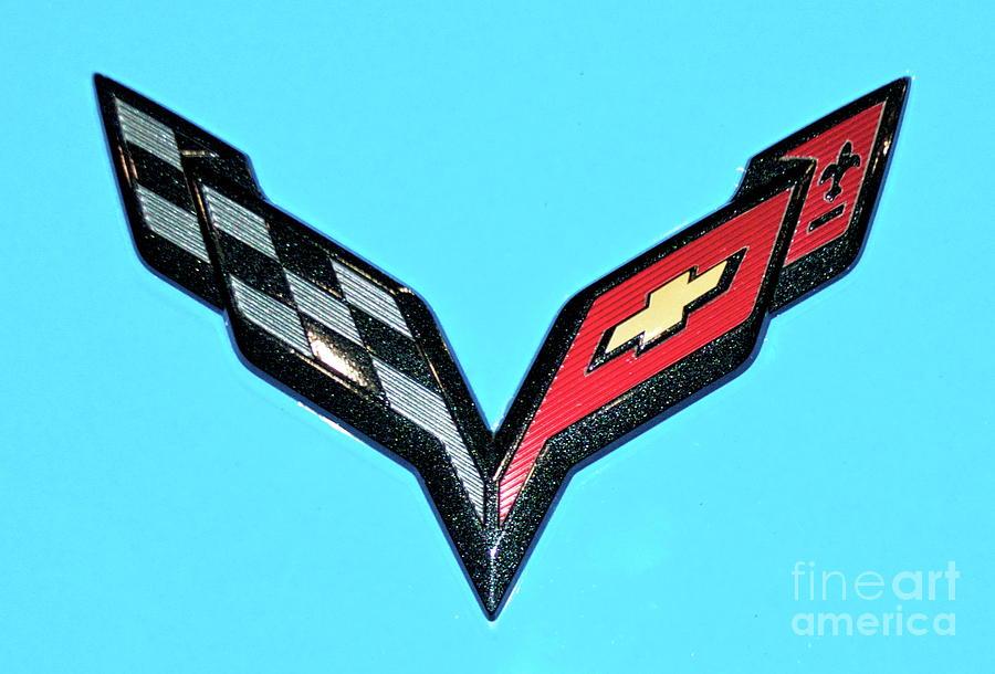 Chevy emblem by Pamela Walrath
