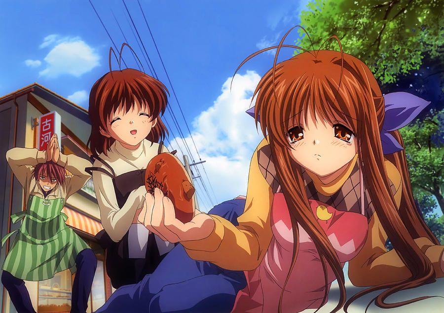 Clannad Digital Art - Clannad by Dorothy Binder
