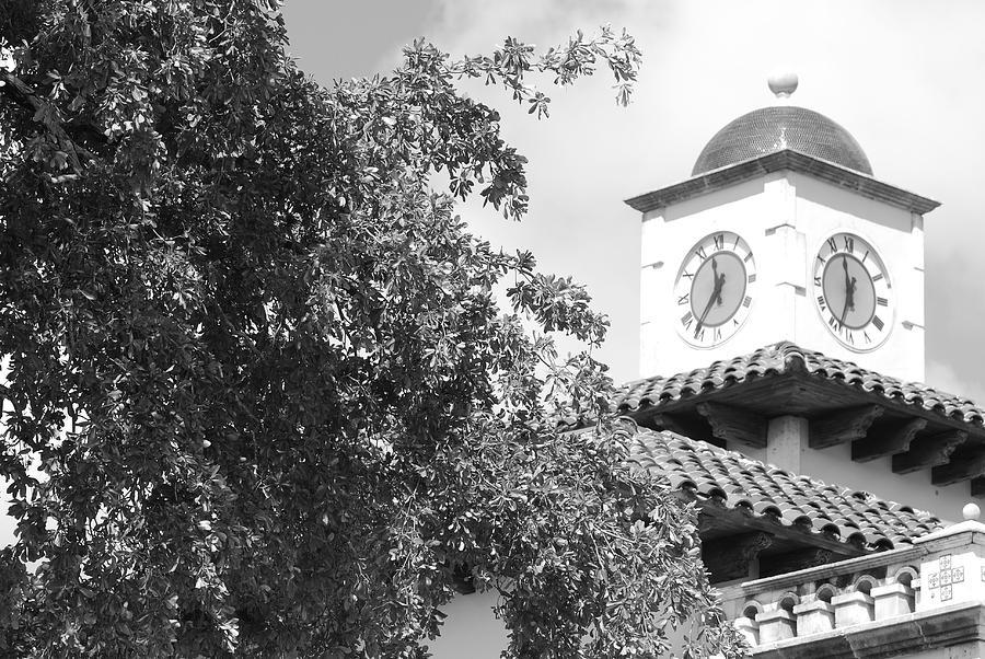 Clock Photograph - Clock Tower by Rob Hans