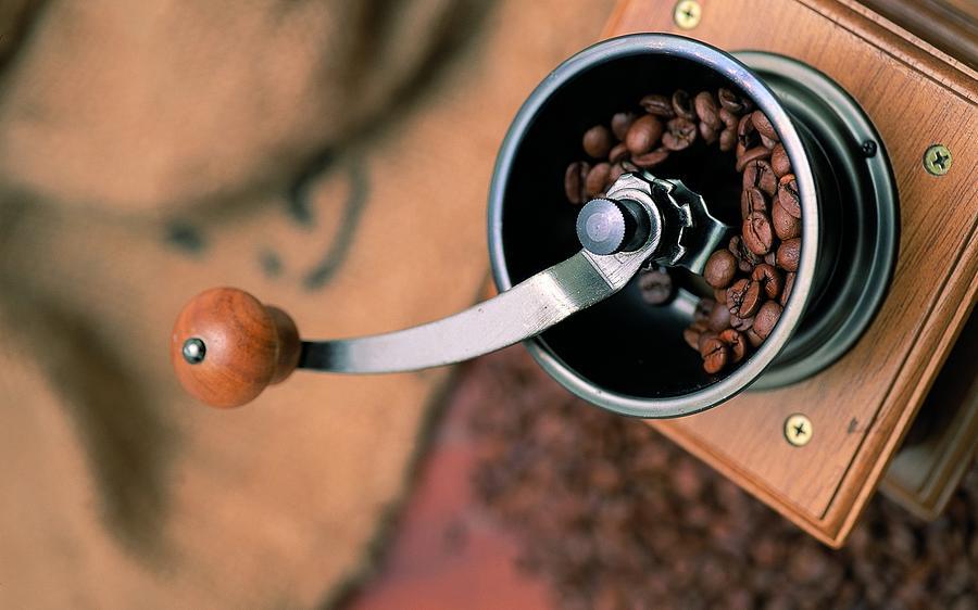 Coffee Digital Art - Coffee by Dorothy Binder