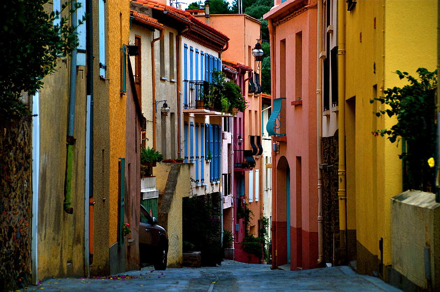 Collioure Photograph by K C Lynch