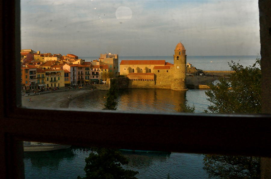 Collioure Sunset Photograph by K C Lynch