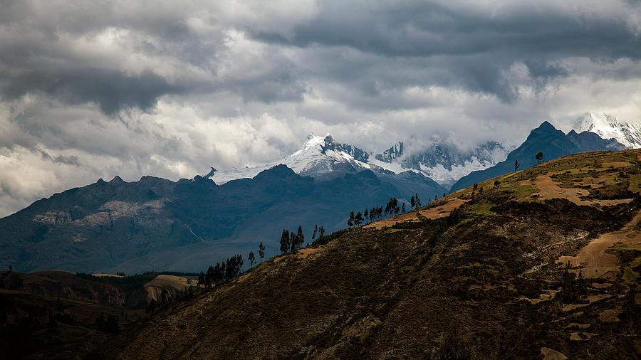 Cordillera Blanca by Stephen Dennstedt