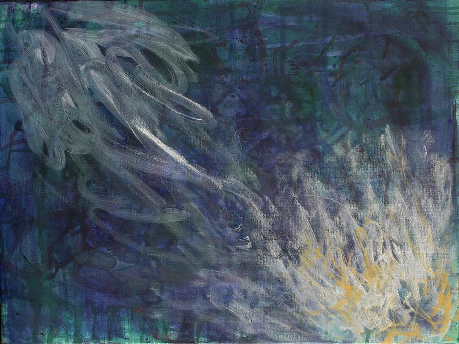 Creation Painting - Creation by Bebe Brookman