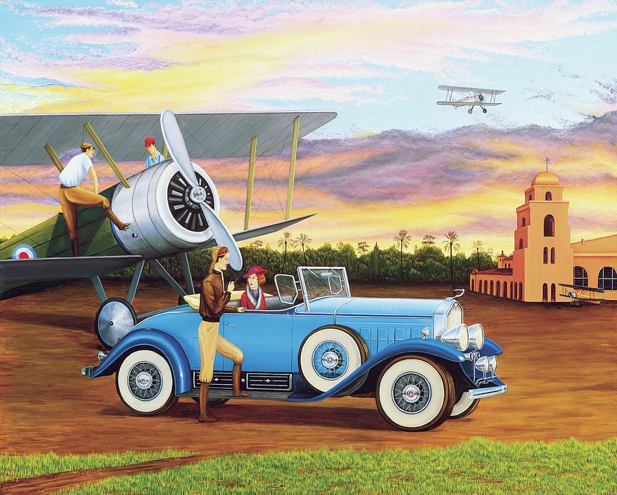 Dawn Flight by Tracy Dennison