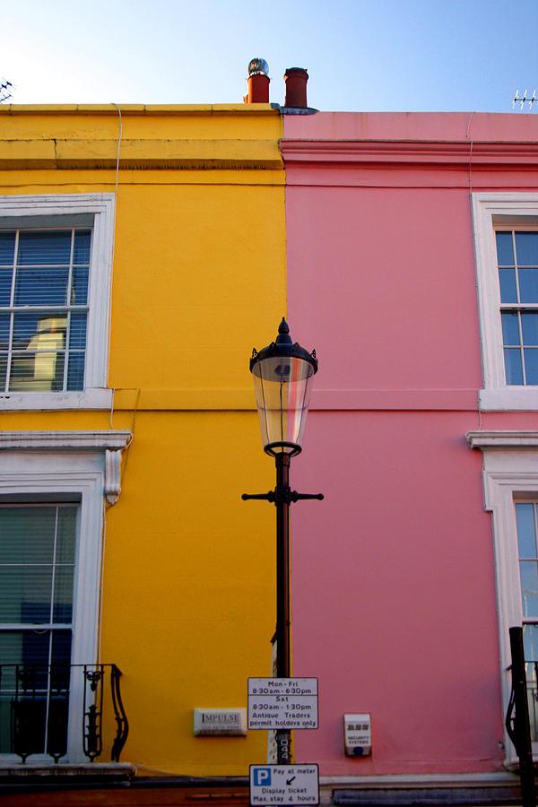 London Photograph - Different Lives by Jez C Self
