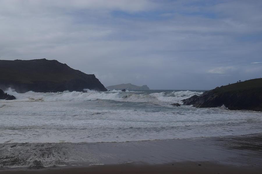 Dingle Peninsula Beach by Curtis Krusie