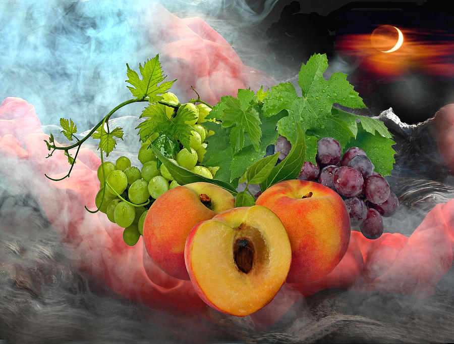 Fruits Photograph - Dream by Manfred Lutzius