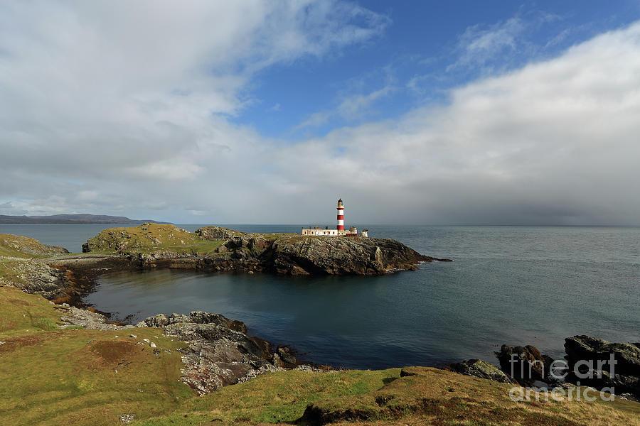 Eilean Glas Lighthouse by Maria Gaellman