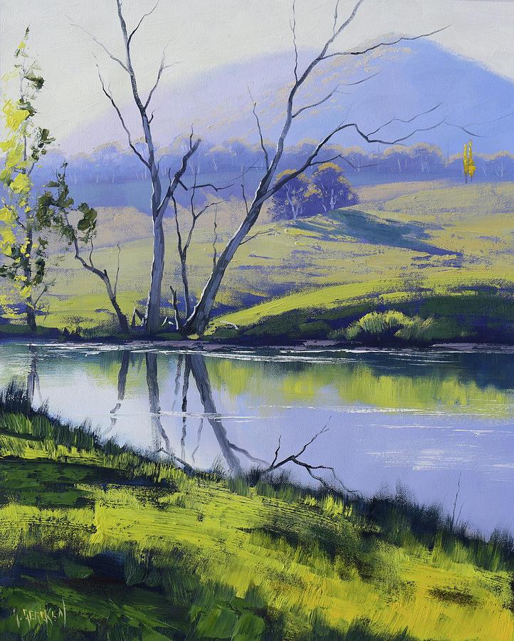 Fish River Tarana Painting