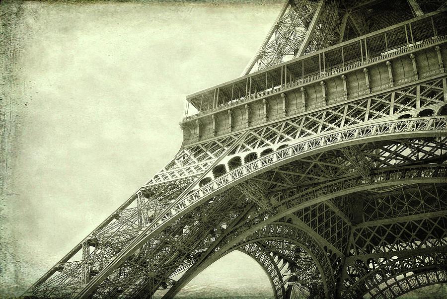 Paris Photograph - Gastaves Recognition by JAMART Photography