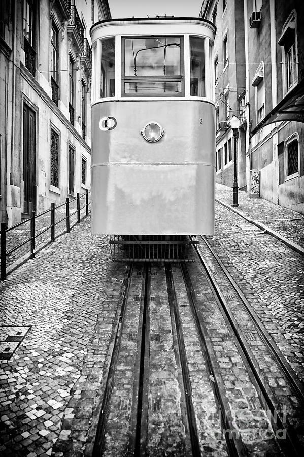 Gloria Photograph - Gloria Funicular by Jose Elias - Sofia Pereira